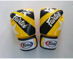 Găng Boxing Fairtex BGV-1 Star Vàng Size 10oz