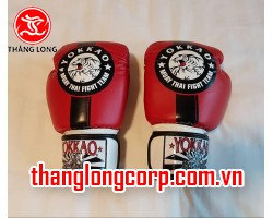 Găng Boxing Yokkao Fight Team Tiger Đỏ